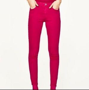NWT Zara skinny jeans